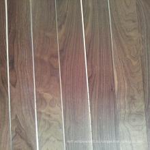 Трехслойная Американский Орех Проектированный Древесиной Настил