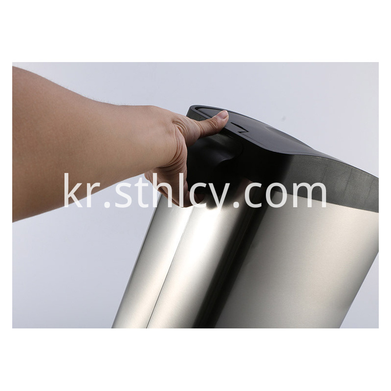 Stainless Steel Garbage Container