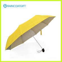 Parapluie pliant de taille de poche coupe-vent promotionnel Rum-086