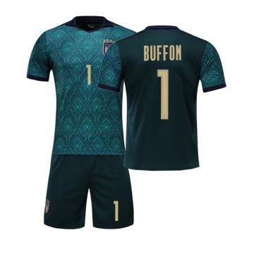 Conjunto de jersey de fútbol de Italia Soccer Man