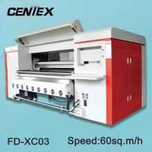 Imprimante de ceinture de têtes de 4 EPS0n Dx5 pour l'impression directe de coton de polyester de soie
