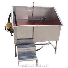 Pet bath pool for dog and cat  swimming pool in veterinary clinic