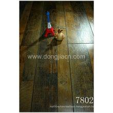 Exotic Synchronized Walnut Laminate Flooring 7802