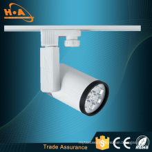 High Quality 7*1W LED Track Lighting for Commercial