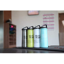 Stainless Steel Single Wall Outdoor Sports Ssf-580 Water Bottle