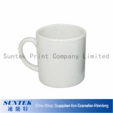 11oz White Sublimation Blanks Mugs Ceramic Coated