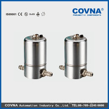 2 way stainless steel solenoid valve, food type solenoid valve, ice cream machine solenoid valve