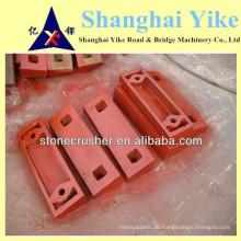 Durable Prallbrecher Platte zum Verkauf Impaktor Ersatzteile