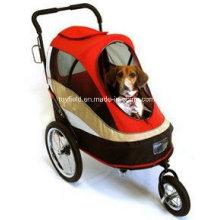 Carro de carrinho de criança Carrinho Carrinho de gaiola Carrinho de cão de gato