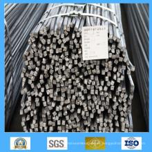 Tubería de acero cuadrada de proveedor profesional de China estirada en frío