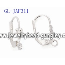 Ear wire clip findings jewelry accessories