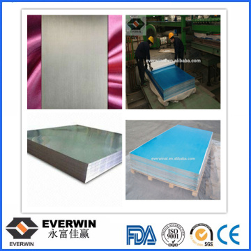 Best Quality 1100 Aluminum Sheet Plate Price