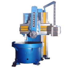 High accuracy single column vertical turning machine