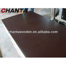one time hot pressed thailand market 14mm film faced plywood