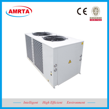 Air Cooler Brewery Water Cooled Temperatur Rendah