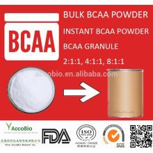 100% pure vegan fermented BCAA 2:1:1