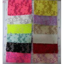 Ck-283 tela de decoración de flores textiles para interiores