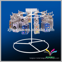 new design wire grid product hanging display rack