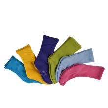 Chaussettes de sport en coton pour enfants Kids Half Terry (KA600)