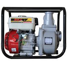 Bomba de agua de 2 pulgadas Gx160 Bomba de agua de Honda Bomba de agua de gasolina para la irrigación