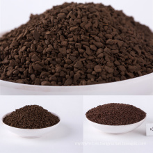 Eficaz arena especial de manganeso para eliminar el hierro y el manganeso en el agua potable