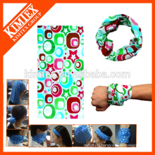 Tube unique funny custom printed multifunctional seamless wear