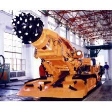 Roadheader EBZ160S para uso en exploración de minas de carbón