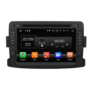 Android Multimedia bilstereo for Duster 2014-2016
