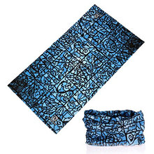 Fashion bandana snapback hat custom printing hijab bandana