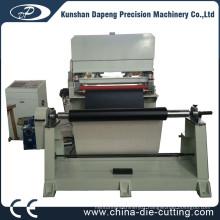 Four Column Hydraulic Type Roll to Sheet Die Cutting Machine
