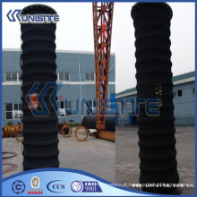 Mangueira de borracha flexível resistente ao calor para construção de draga (USB5-005)