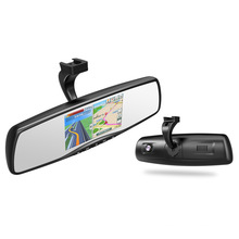 Android Auto Rückspiegel Monitor 1080P Auto DVR GPS Navigation