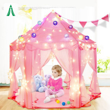 Kids Indoor Princess Castle Girls Child Play Tents