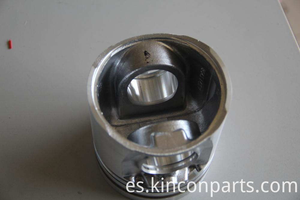 Diesel Engine Piston Material