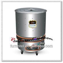 K663 Direkt beheizter Elektrischer Küchensuppenkessel