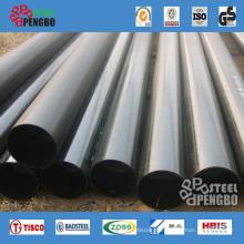 Black Welded Carbon Steel Pipe