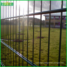 Manufacturer double side wire welded mesh fence