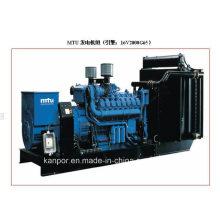Mtu High Quality 500kw 600kw 800kw Diesel Generator Set