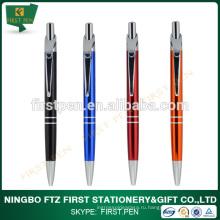 Дешевая шариковая ручка
