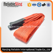 5 Ton Durable Pes Double Layer Eye Eye Lifting Belt Sling