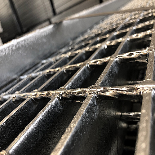 Carbon Steel Grid
