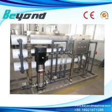 Tipo micro planta de filtro de agua de acero inoxidable