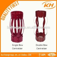 API Spec drilling centralizer for casing China