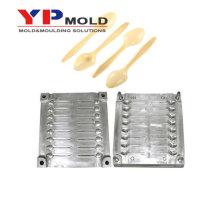 24 injeção plástica do fabricante do molde da cavidade com a colher plástica quente do runnder