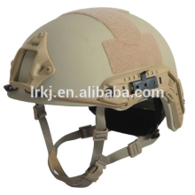 NIJ IIIA kevlar 0101.06 tactical combate rápido balístico à prova de bala capacete