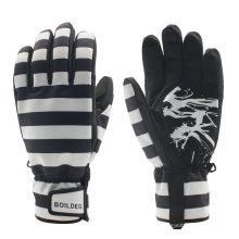 Moda refuerza las puntas de los dedos Deportes al aire libre Thinsulate Warm Ski Gloves
