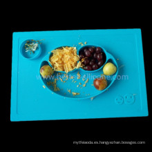 Baby Special Adsorption Silicone Plate