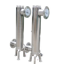 Vertical 200gpm UV Sterilization System for Swimming Pool Disinfection