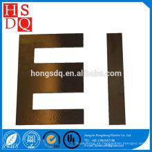 Hoja de acero del silicio del precio de fábrica EI para el transformador