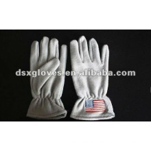 Casual Polar Glove with Embroidery logo
